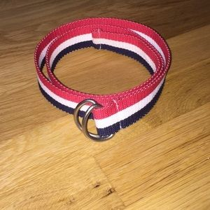 Red, White and Blue Belt ❤️🤍💙
